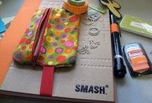 Smash Book Ideas / by Sunny Kays