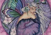 fairies / by Celeste Dillon
