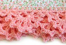 Crochet Edging, Border / by Pupucho -