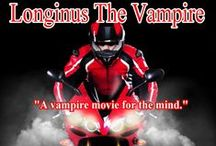 Longinus The Vampire / Dark, sexy, action-packed vampire horror.   The Revenant was created to destroy Lilith's enemies and lead her vanguard at the battle of Armagedon. Unfortunately, there was one very serious flaw in his unholy perfection - a much higher power - gave him a conscience.  Amazon books and Kindle  www.longinusthevampire.com