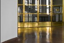 Architecture | Interiors / Beautiful, lush, rich, somber, interesting, quirky-- interiors