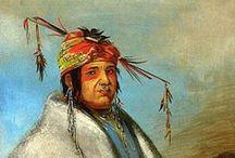 Delaware Chiefs  / La Nation Delaware est l'une des deux tribus Lenape reconnues par le Bureau des affaires indiennes aux É.U.. Les indiens Lenape basés à Bartlesville (Oklahoma), forment la deuxième de ces tribus. Le complexe tribal de la Nation Delaware est situé au Nord de la ville d'Anadarko (Oklahoma). ... La nation Delaware a été la première nation amérindienne à signer un traité avec le gouvernement des États-Unis, le traité de Fort Pitt, le 17 septembre 1778. http://fr.wikipedia.org/wiki/Nation_Delaware