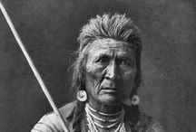 """Crow (Apsaroke) People /  """"The eyes of men speak words the tongue cannot pronounce."""" - Crow proverb"""