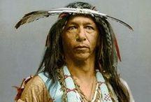Objibwe/Chippewa People