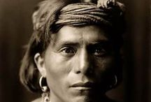 Hualapai (Walapai) People / The Hualapai or Walapai are a tribe of Native Americans who live in the mountains of northwestern Arizona, USA. Today they are enrolled in the Hualapai Indian Tribe of the Hualapai Indian Reservation. ... Their traditional territory is a 108-mile (174 km) stretch along the pine-clad southern side of the Grand Canyon and the Colorado River with the tribal capital located at Peach Springs. Wikipedia
