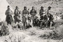 Paiute People / Paiute (also Piute) refers to three closely related groups of indigenous peoples of the Great Basin: 1- Northern Paiute of California, Idaho, Nevada and Oregon;  2- Owens Valley Paiute of California and Nevada 3- Southern Paiute of Arizona, southeastern California and Nevada, and Utah. Wikipedia