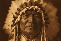 Arikara (Sahnish) Chiefs