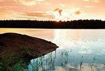 Finnland Rundreise Seengebiet / Diese Tour führt von der Hauptstadt aus durch die mittelfinnische Seenregion und zeigt Paradestücke finnischer Landschaft und bietet viel Abwechslung – von moderner Architektur bis zu alten Holzkirchen, von bunten Wochenmärkten bis zu einzigartigen Ausstellungen