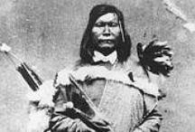 Paiute Chiefs / Paiute (also Piute) refers to three closely related groups of indigenous peoples of the Great Basin: 1- Northern Paiute of California, Idaho, Nevada and Oregon;  2- Owens Valley Paiute of California and Nevada 3- Southern Paiute of Arizona, southeastern California and Nevada, and Utah. Wikipedia