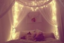 Bedroom / living room / Ideas for my future home.