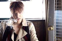 Lee Min Hot!