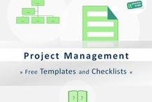 Project Management Templates / Project Management Templates: A basic collection of IT project templates and checklists. | Source: IT Process Wiki: wiki.en.it-processmaps.com/ -- ITIL® is a registered trade mark of AXELOS Limited.