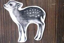 oh deer 》
