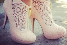 Shoes ❊ / ❊ I have so many shoes and I feel like that I cant have them enough. They're my favourite.