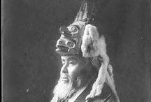 Tlingit Chiefs (Southeast Alaska)
