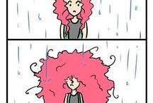 My problems ❊ / ❊ My silly life struggles.