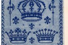 ROYAL  [past] / Early Kings + Queens of a beautiful and peaceful land / by Dorte Eam