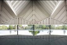 Architecture | Ceiling / Ceilings in all shapes, materials and techniques