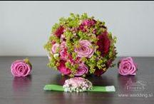 Свадебные букеты / Букеты наших невест от студии Арт