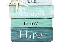 Life's A Beach! / Beach quotes. Sea quotes. Ocean quotes. Inspirational quotes.