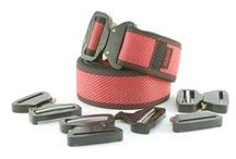 reHOSE - HERO Cobra belts / Original belts made of upcycled fire hose with AustriAlpin Cobra buckles