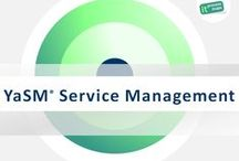 The YaSM Framework / YaSM - the new, streamlined service management framework for everyone in the business of providing IT services or business services. - Source: yasm.com -- YaSM® is a registered trademark of IT Process Maps GbR.