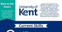 University of Kent related / A variety of things related to where I work - library, kiosks, social media, etc