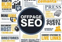 SEO Infographics / Infographics all about SEO and Search Engine Optimization tips & ideas. Get bite sized advice on your SEO strategy that you can implement right now.