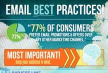 Email Marketing Infographics / Infographics about email marketing including tips and best practices. Email marketing strategy infographics are also pinned here.