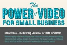 Video Marketing Infographics / Infographics about video marketing whether on YouTube or via other platforms such as social media or your website. Get your head around video marketing with these infographics.