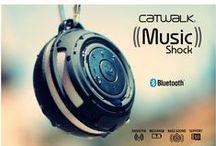Music Shock / Music Shok Outdoor Waterproof Bluetooth Speaker