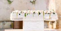 CHURCH WEDDING / Inspiration to decor your wedding Church
