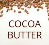 Cocoa Butter / Discover cocoa butter