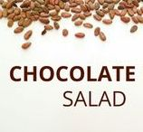 Chocolate is a salad! / What you should know about cocoa and chocolate! Health benefits you did't know!