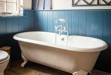 Dream Bathrooms / A collection of stunning traditional & designer bathrooms we can only dream of <3