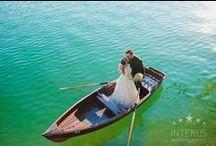Свадьба Алины и Илана / Свадьба в замке Блед. Организация Interus Wedding Agency Фото: Иван Близнецов