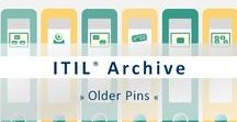 ITIL Archive / Popular ITIL Pins | Source: IT Process Wiki: wiki.en.it-processmaps.com/ -- ITIL® is a registered trade mark of AXELOS Limited.