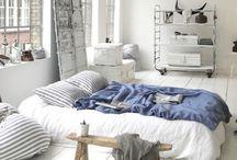 Ideias para colchão no chão / É cada decoração mais linda que a outra com esse tipo de ideia, e aqui estão muitas delas.