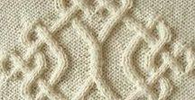 {Knitting Pattern} / knitting, pattern, how to, diy, tips, inspirations, new, yarn, method, craft