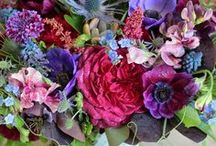 Wedding Florals / Wedding floral inspiration for large and intimate events.