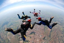 Extreme Sports! / All the extreme sports I admire and that I would like to practice! / by Angie O.
