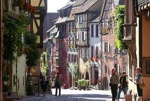lovely street & alleys