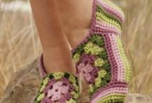 Crochet - footwear