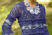 Crochet - Dress, tunic