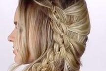 Girls Hair Tutorials / Girls Hair Tutorials and Ideas that I have collected. #hairtutorials