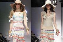 Crochet - Designers, fashion