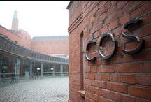 Drugi sklep COS w Polsce - Willa Dziedziniec Sztuki Starego Browaru | COS second store in Poland - Villa Courtyard Art in Stary Browar