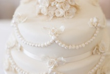Wedding cakes white inspiration board