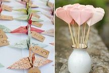 DIY / Do It Yourself ! Inspirations Mariage DIY