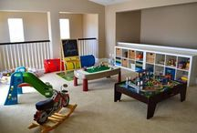 Playroom Ideas / by Vosa Cat